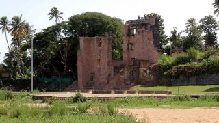 Thangassery Fort