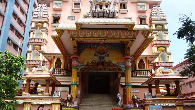 Vallikkavu- Amritapuri Ashram