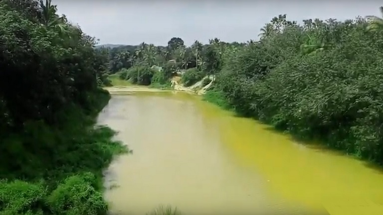 Ithikkara River