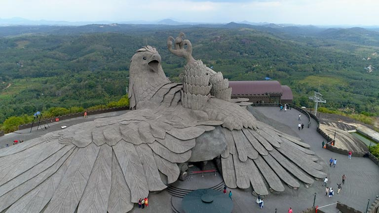 Jatayu Earth Centre