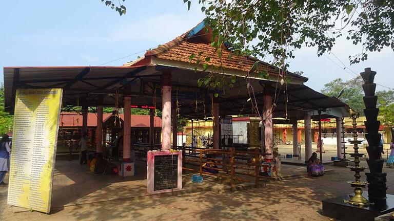 Kottankulangara Sree Bhagavathy Temple