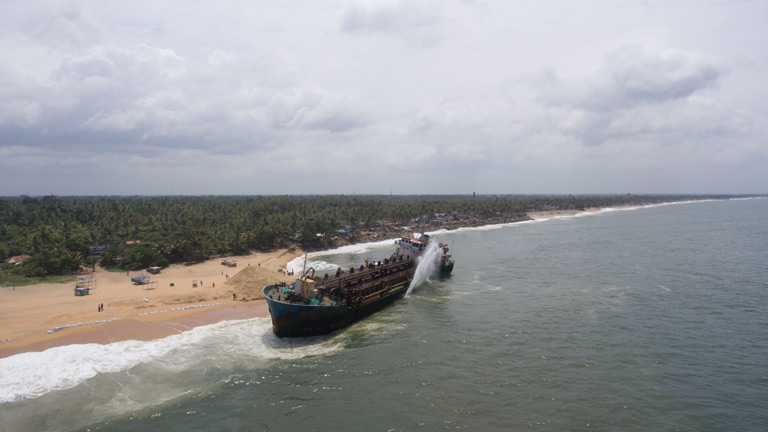Mundakkal beach