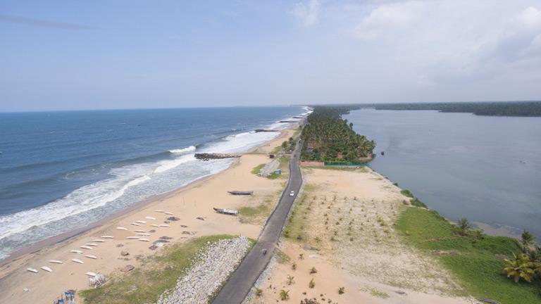 Thanni beach