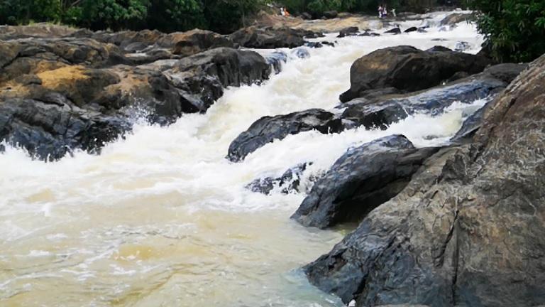 Vattathil Waterfalls